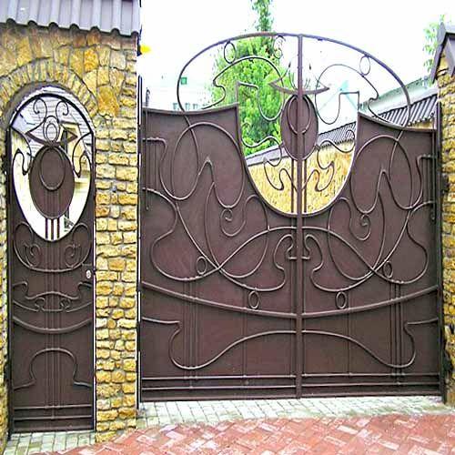 Ворота № вг10