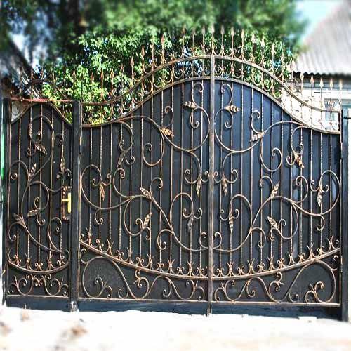Ворота № вг11