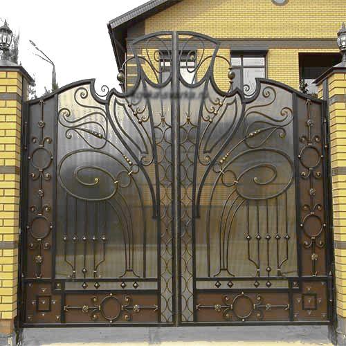 Ворота № вг12