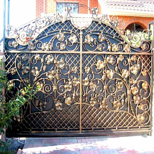 Ворота № вг5