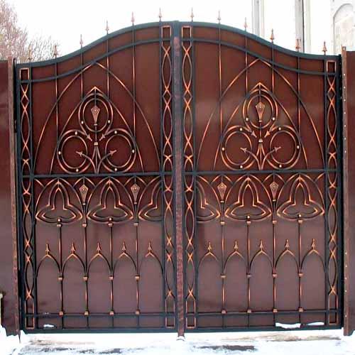 Ворота № вг8