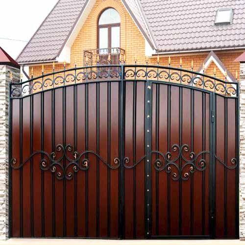 Ворота № вг9