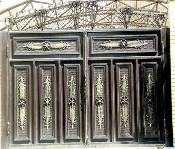 Ворота № в 100