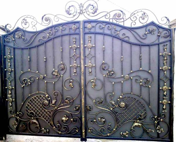 Ворота № в 101