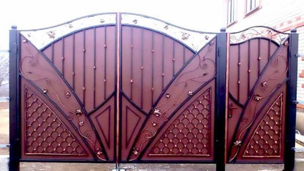 Ворота № в 102