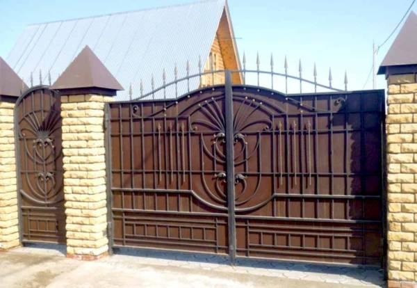 Ворота № в 103