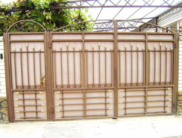 Ворота № в 106