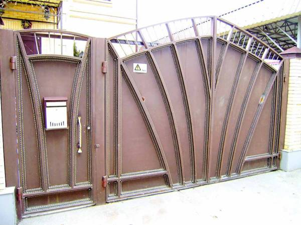 Ворота № в 108