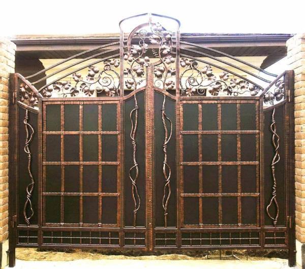 Ворота № в 110