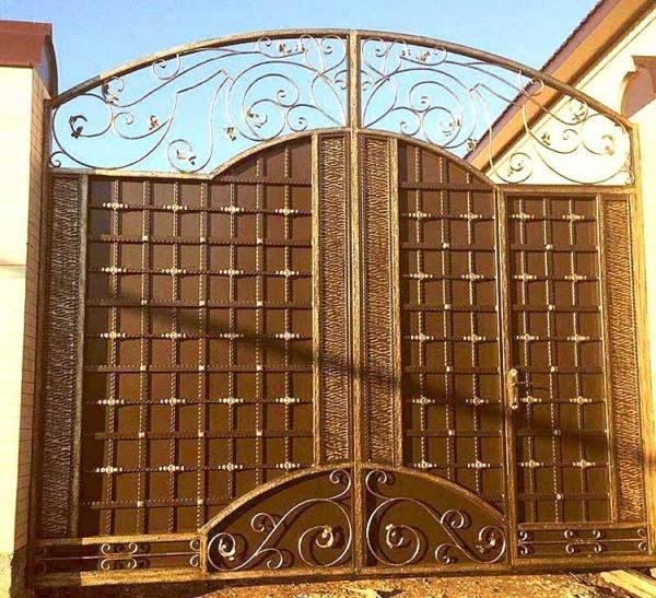 Ворота № в 111