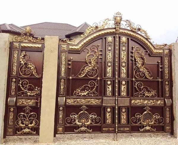 Ворота № в 113