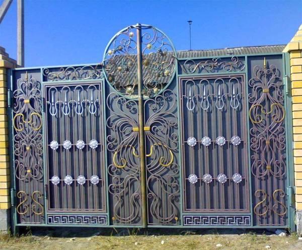 Ворота № в 117