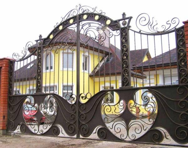 Ворота № в 118