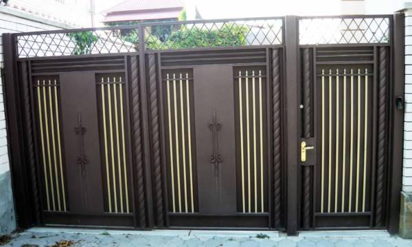 Ворота № в 17