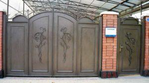 Ворота № в 19