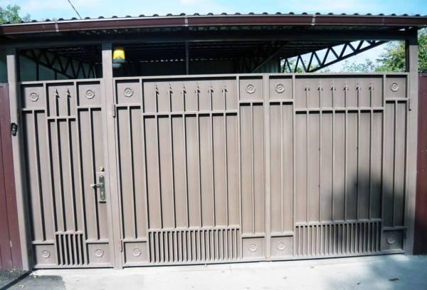 Ворота № в 22