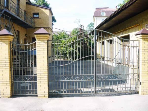 Ворота № в 25