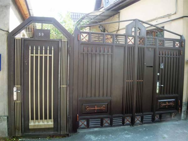 Ворота № в 26