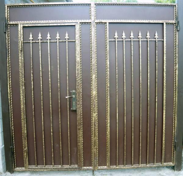 Ворота № в 27