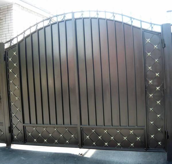 Ворота № в 28