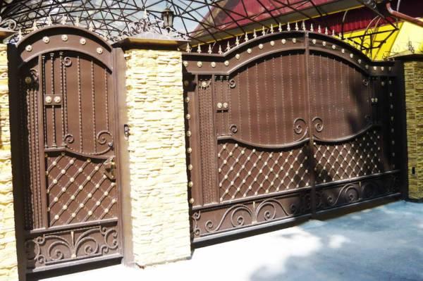 Ворота № в 29