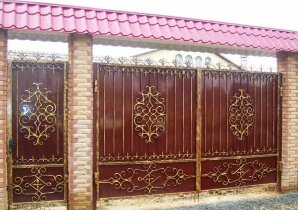 Ворота № в 41