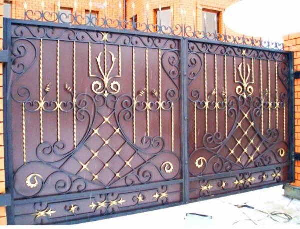 Ворота № в 42