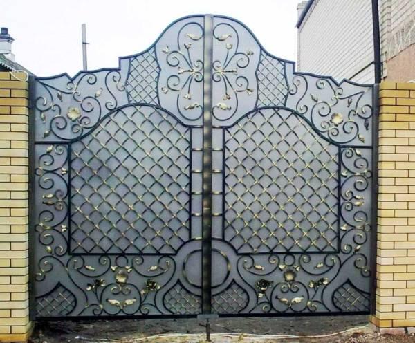 Ворота № в 44