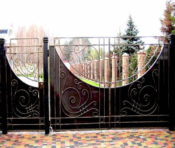 Ворота № в 47