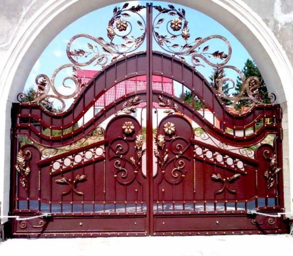 Ворота № в 48