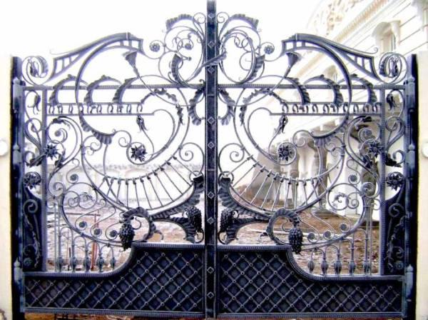 Ворота № в 49