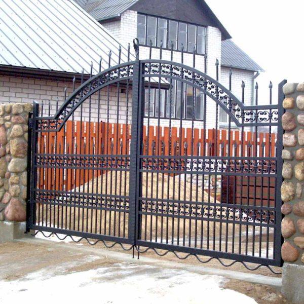 Ворота № в 53