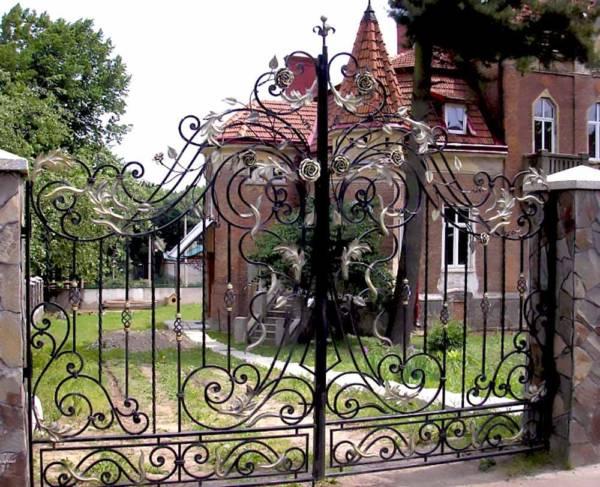 Ворота № в 54