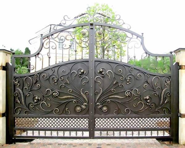 Ворота № в 56