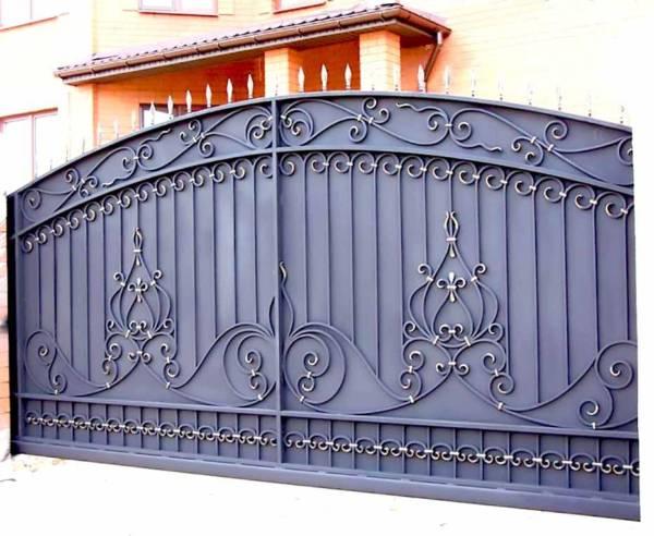 Ворота № в 57