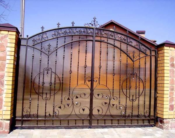 Ворота № в 58