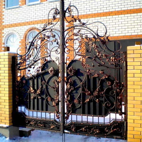 Ворота № в 61