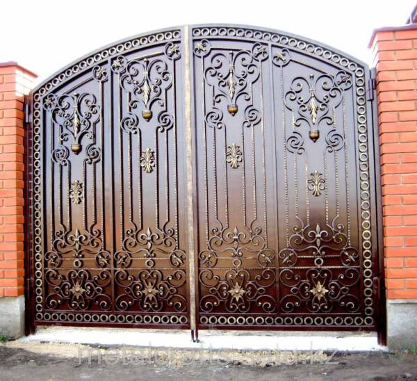 Ворота № в 62