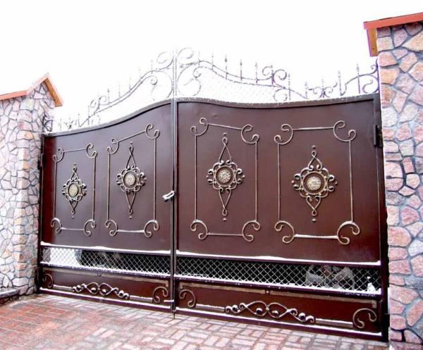 Ворота № в 63