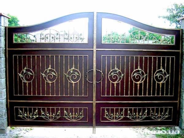 Ворота № в 64