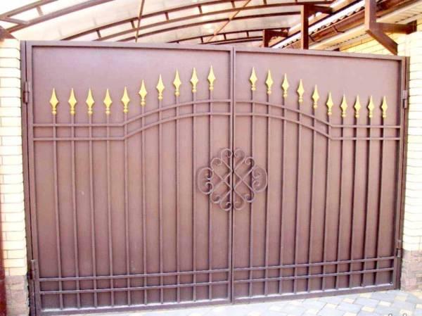 Ворота № в 66