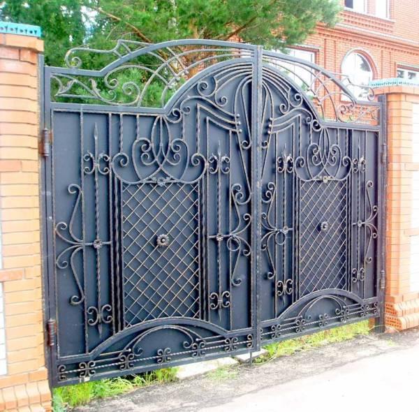 Ворота № в 67