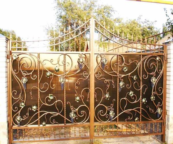 Ворота № в 68