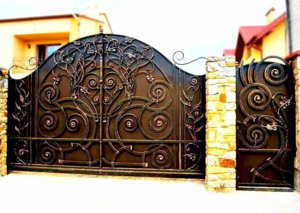 Ворота № в 71