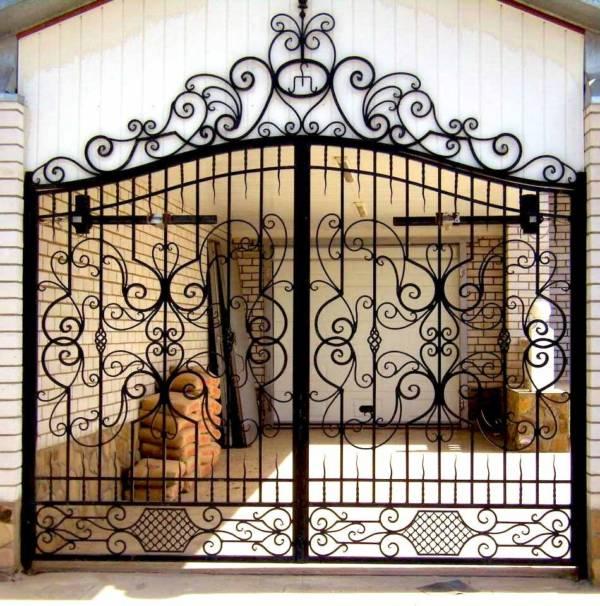 Ворота № в 72