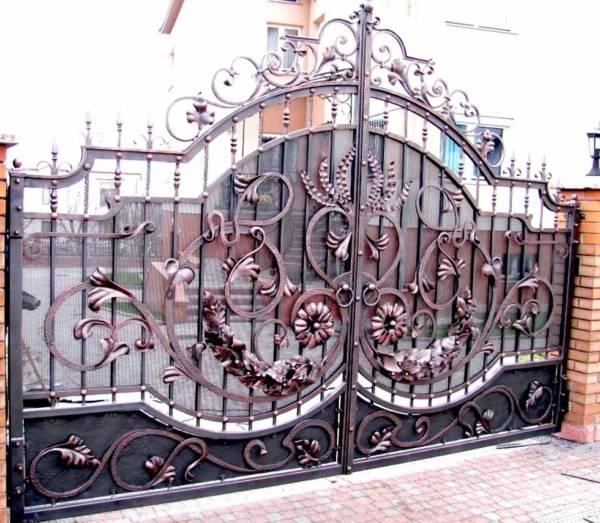 Ворота № в 78