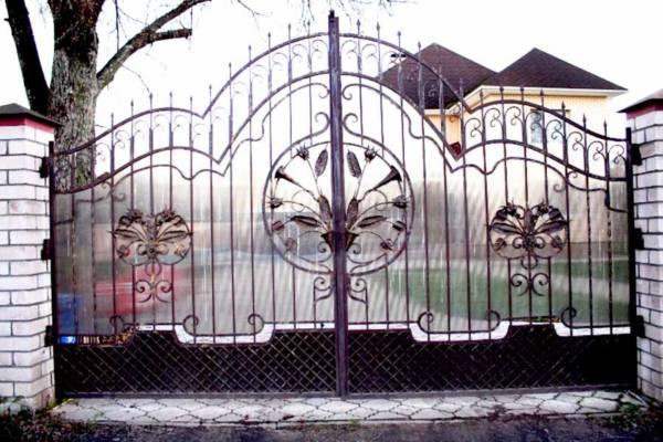 Ворота № в 79