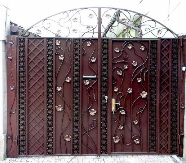 Ворота № в 80