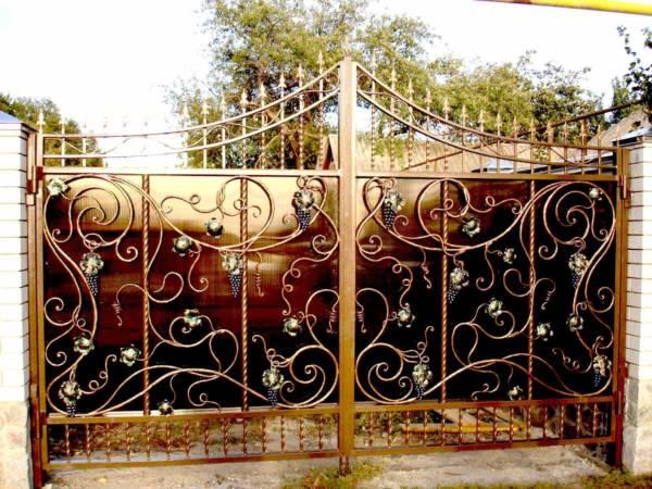 Ворота № в 81