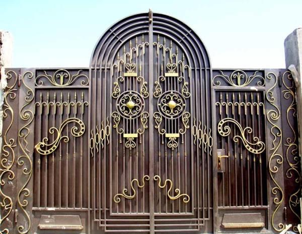 Ворота № в 82